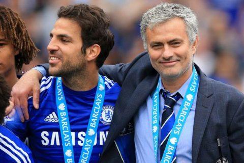 Fabregas đã mất ngủ khi HLV Mourinho bị sa thải