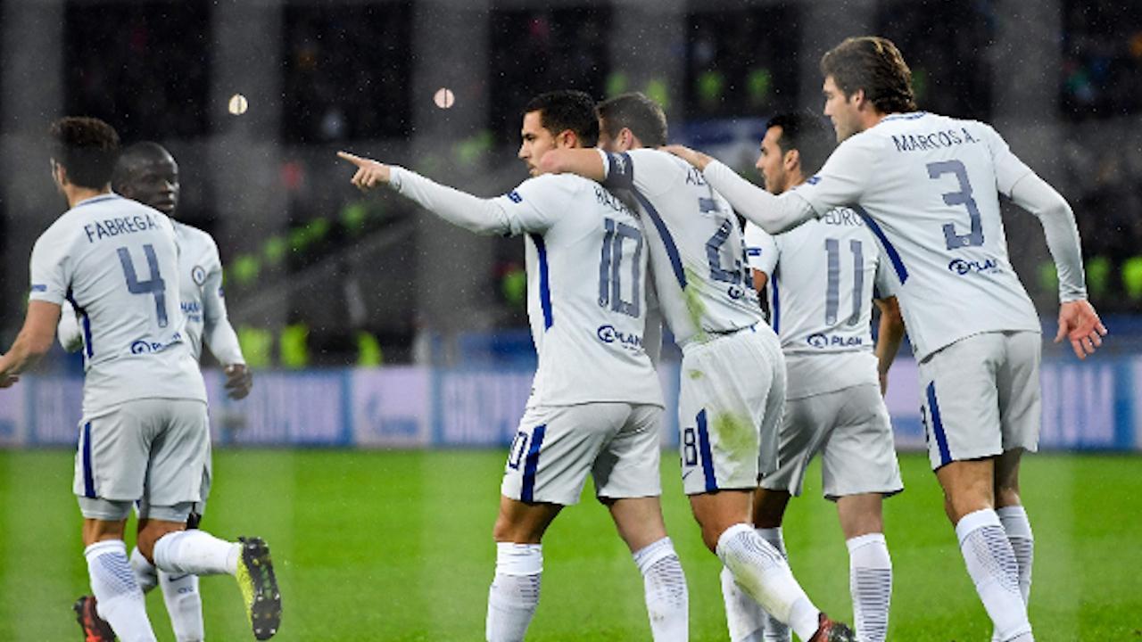 Xác định thêm 2 cái tên chính thức vào vòng 1/8 Champions League
