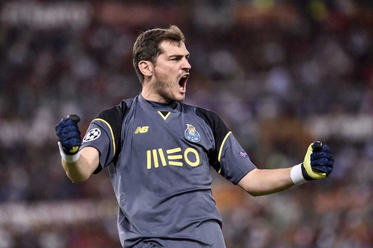 Vượt mặt cả Ronaldo và Messi, Casillas đoạt Golden Foot 2017
