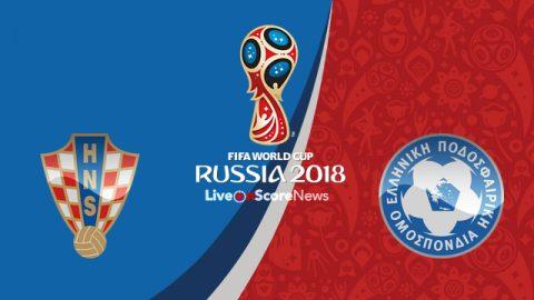 Nhận định Croatia vs Hy Lạp, 02h45 ngày 10/11: Cuộc chiến khó lường