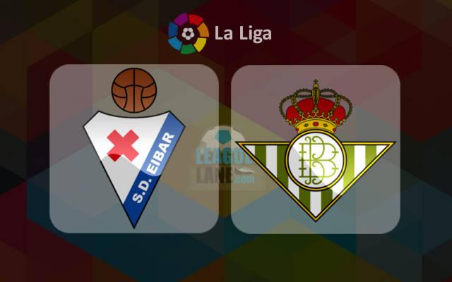 Nhận định bóng đá Eibar vs Real Betis, 3h00 ngày 21/11: Chủ nhà bết bát