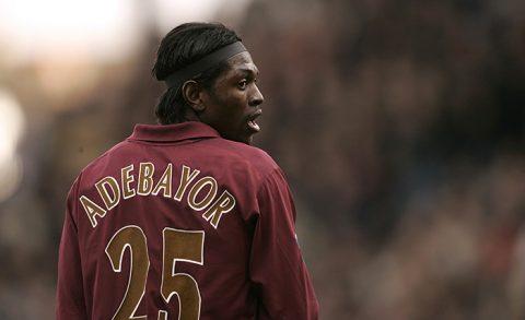 """""""Judas"""" Adebayor tiết lộ những sự thật kỳ lạ thời còn đá cho Arsenal"""