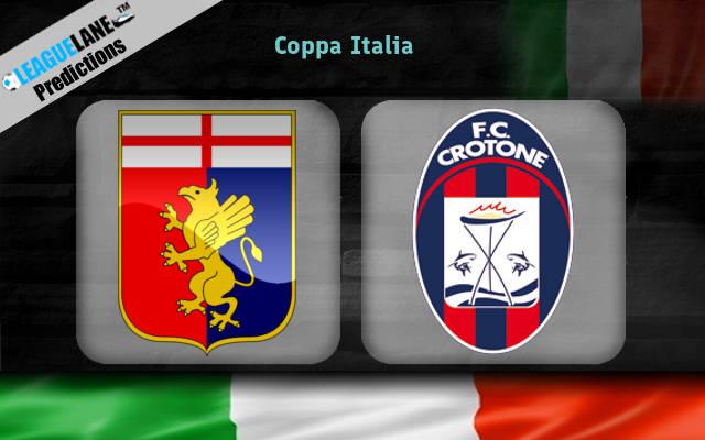 Nhận định Genoa vs Crotone, 3h00 ngày 1/12: Tìm kiếm tự tin