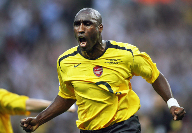 Huyền thoại Arsenal – Sol Campbell sắp sang Việt Nam