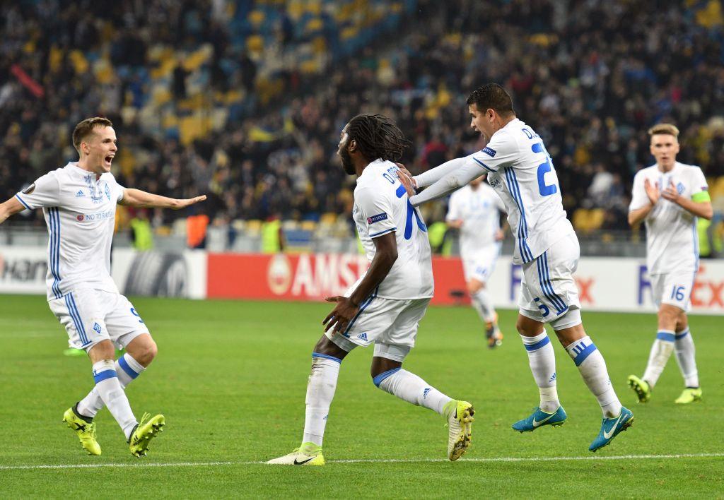 Xác định 5 đội bóng đầu tiên giành vé dự vòng 1/16 Europa League