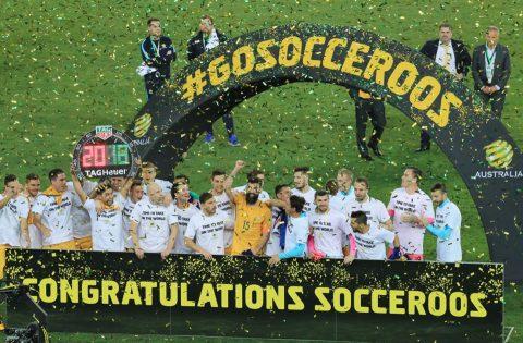 Cựu sao Premier League tỏa sáng, Australia lần thứ tư liên tiếp dự World Cup