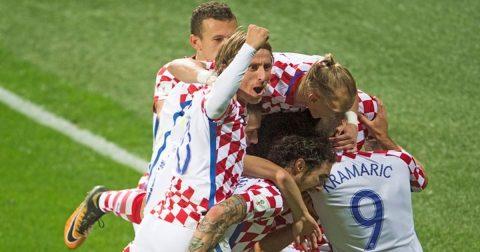 Hàng công thi đấu bùng nổ, Croatia dễ dàng nhấn chìm ĐT Hy Lạp