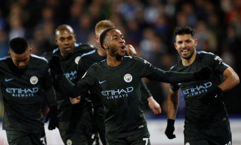 Sterling ghi bàn may mắn, Man City ngược dòng đánh bại tân binh