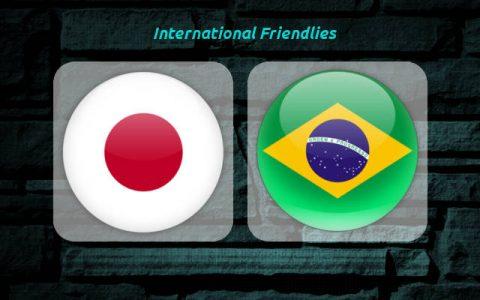 Nhận định Nhật Bản vs Brazil, 19h00 ngày 10/11: Thắng tưng bừng