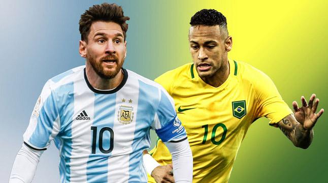 Neymar là số 1 thế giới, còn Messi đến từ hành tinh khác