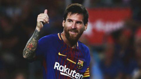 Tránh rủi ro, Barca tiến hành ký hợp đồng trọn đời với Messi