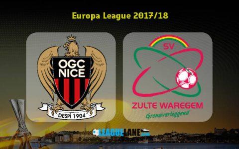 Nhận định Nice vs Zulte-Waregem, 01h00 ngày 24/11: Thắng là có vé