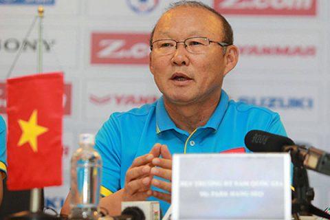 """HLV Park Hang Seo: """"Việt Nam sẽ thắng Afghanistan"""""""