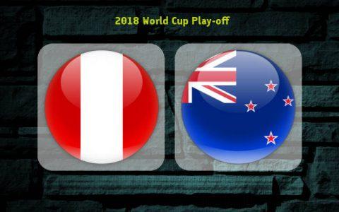 Nhận định Peru vs New Zealand, 09h15 ngày 16/11: Điểm tựa sân nhà