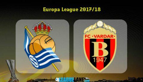 Nhận định Real Sociedad vs Vardar, 03h05 ngày 3/11: Khó tạo bất ngờ