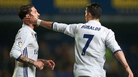 Nóng: Ronaldo và Ramos khẩu chiến, Real lục đục