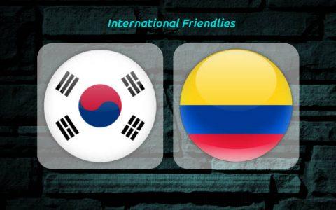Nhận định Hàn Quốc vs Colombia, 18h00 ngày 10/11: Phận chiếu dưới