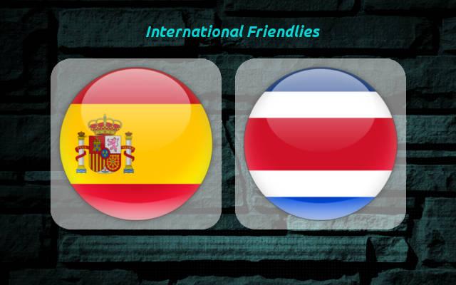 Nhận định Tây Ban Nha vs Costa Rica, 03h30 ngày 12/11: Sức mạnh của Bò tót