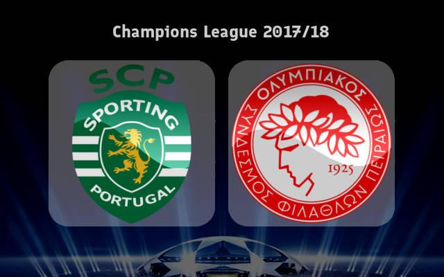 Nhận định Sporting CP vs Olympiakos, 02h45 ngày 23/11: Nuôi hy vọng