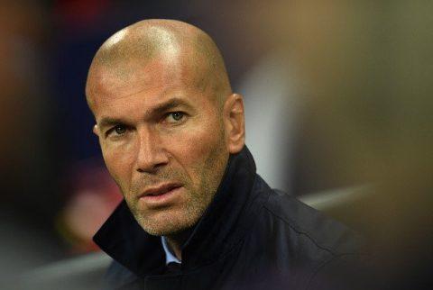 Real hòa đội hạng 3 Zidane không hề tức giận