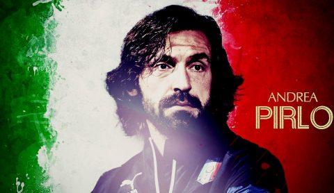 Pirlo và đội hình những huyền thoại chưa từng giành Quả bóng vàng