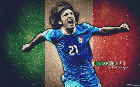 Sau cơn ác mộng, người Italy mới lại nhớ đến Pirlo