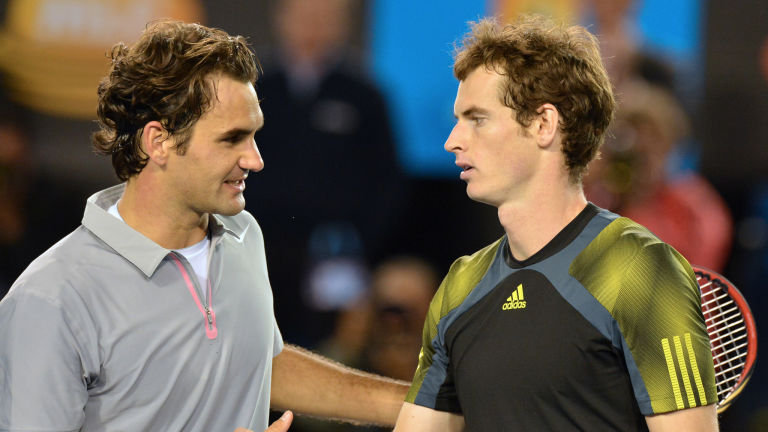 Federer đối đầu Murray trước thềm ATP World Tour Finals
