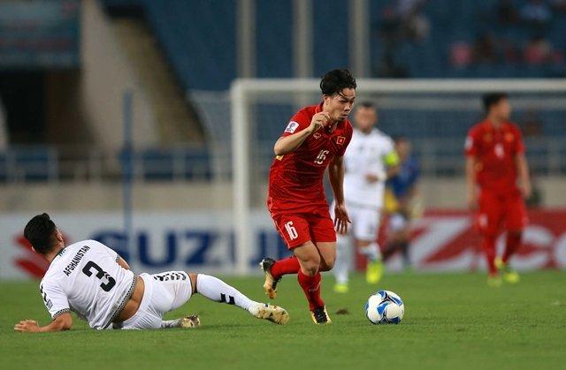 Hòa chật vật Afghanistan, ĐT Việt Nam giành vé dự VCK Asian Cup 2019