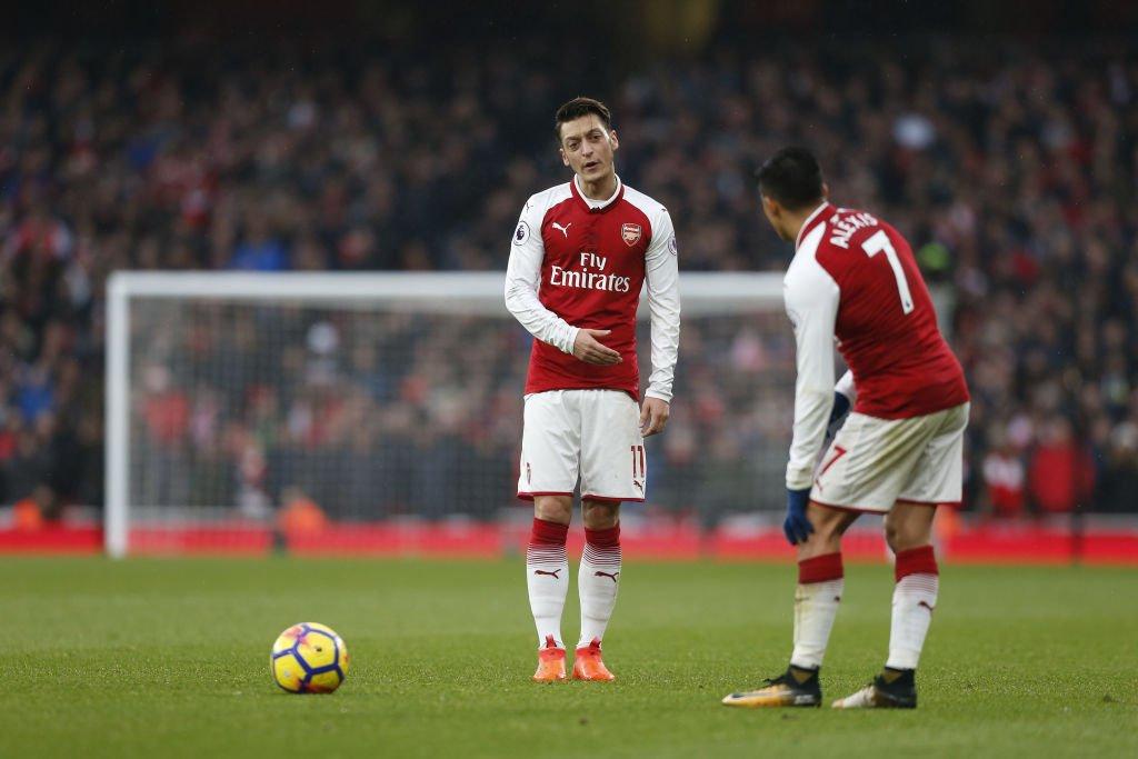 Mesut Ozil và nỗi oan của một thiên tài