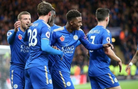 Xin đừng quá ảo tưởng về sức mạnh của Leicester
