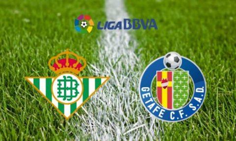 Nhận định bóng đá Real Betis vs Getafe, 3h00 ngày 4/11: Trận cầu mãn nhãn
