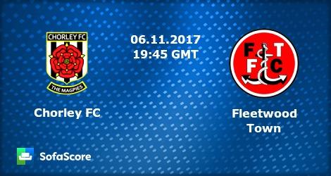 Nhận định Chorley vs Fleetwood, 02h45 ngày 07/11: Hơn hẳn đẳng cấp