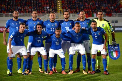 """Italia triệu tập đội hình chuẩn bị """"đại chiến"""" Play-off với Thụy Điển"""