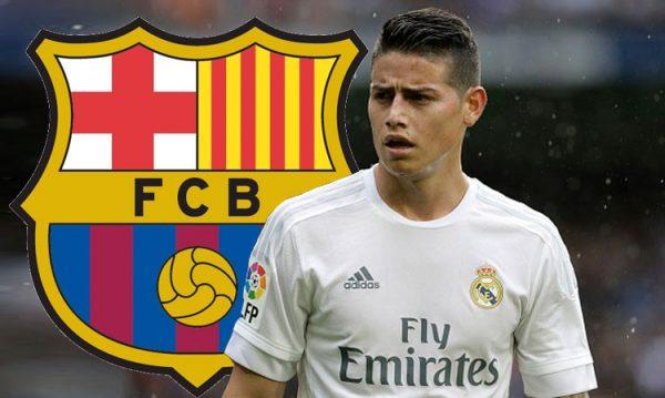 Điểm tin chiều 07/11: James Rodriguez tính phản bội Real; Chelsea săn sao Ligue 1