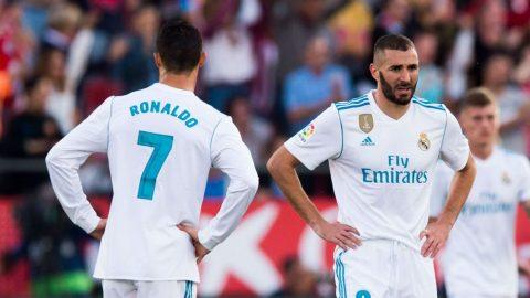 Benzema và Ronaldo là cặp tiền đạo kém nhất châu Âu và lịch sử Real
