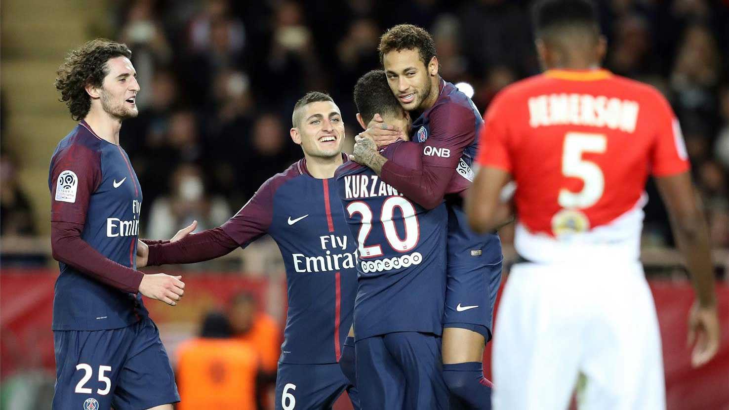 Sau vòng 14 Ligue 1: PSG quá mạnh so với phần còn lại của Ligue 1