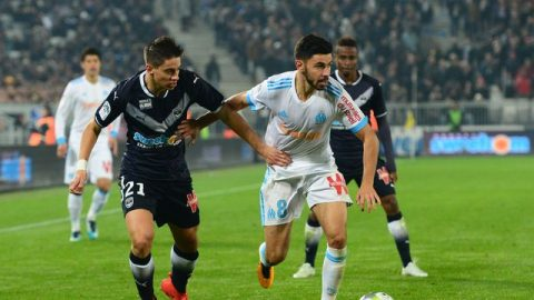 Hòa Bordeaux, Marseille lỡ cơ hội vượt Lyon trên BXH