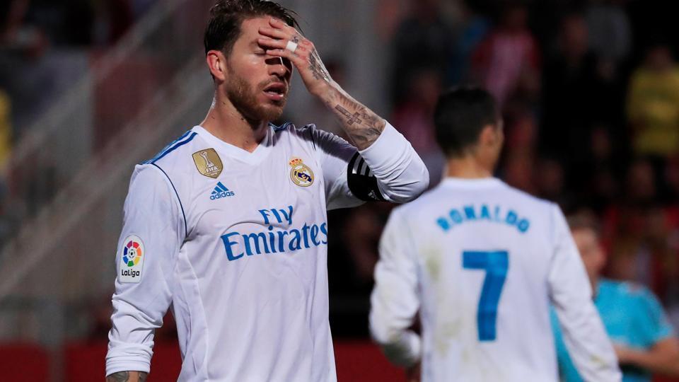 Real Madrid đang phải trả giá cho thái độ tự mãn của mình