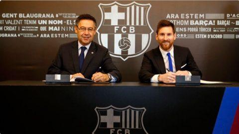 Với 700 triệu Euro phí giải phóng hợp đồng của Messi, ta có thể mua những gì?