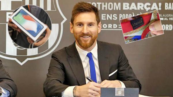 Thống kê thú vị: Lương tuần Messi mua sắm được những gì tại Việt Nam?