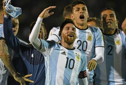 World Cup 2018, cơ hội cuối cùng cho Thế hệ vàng Argentina