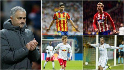 """Mourinho """"chốt sổ"""" mục tiêu chuyển nhượng mùa Đông cho MU"""