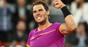 "ATP World Tour Finals 2017: Nadal báo ""tin dữ"" cho Federer"