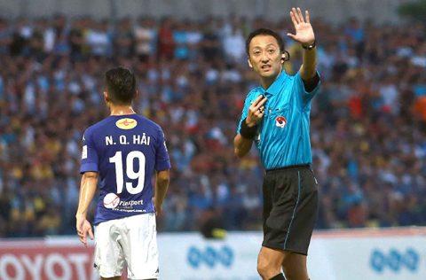 VPF thuê trọng tài ngoại bắt các trận quyết định ngôi vô địch V-League