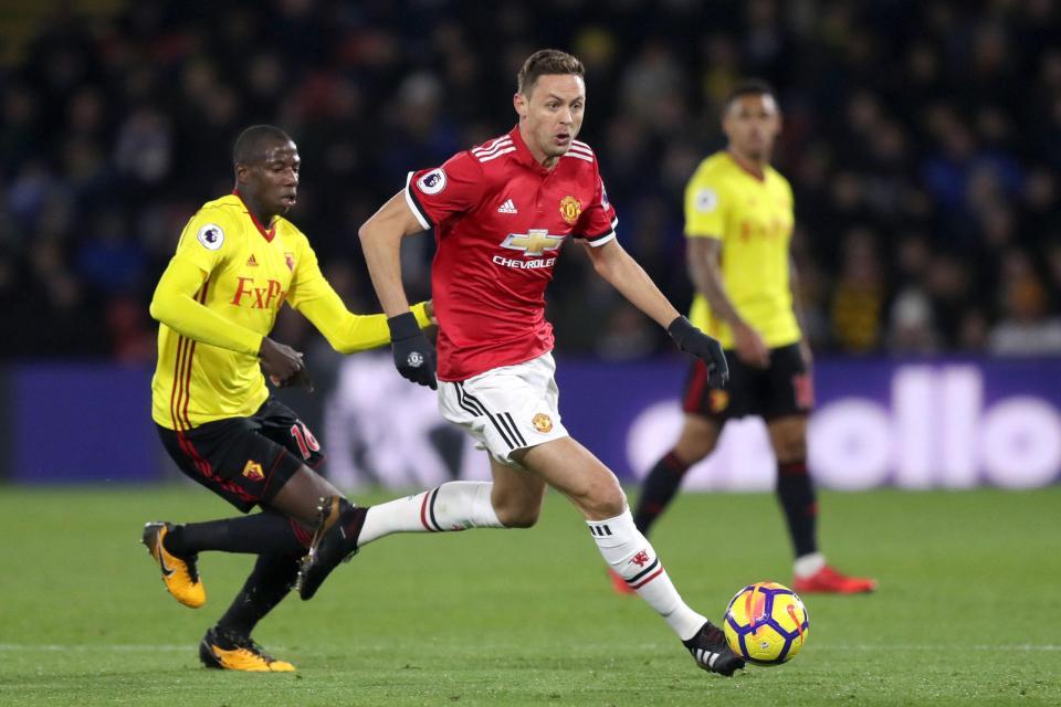 Vì sao Mourinho phải sớm rút Matic?