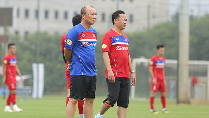 6 lệnh cấm của HLV Park khiến tuyển thủ Việt Nam xanh mặt