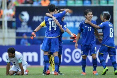 Nhận định U19 Mông Cổ vs U19 Thái Lan, 15h00 ngày 06/11: Khó dội mưa gôn