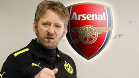 """CHÍNH THỨC: Arsenal chiêu mộ thành công """"hàng khủng"""" từ Dortmund"""