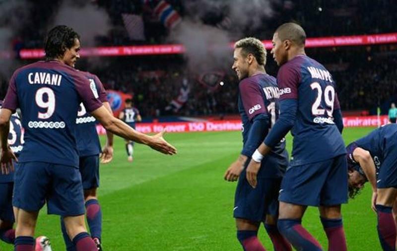 Vòng 15 Ligue 1: Neymar cứu PSG; Monaco và Lyon bất ngờ sẩy chân