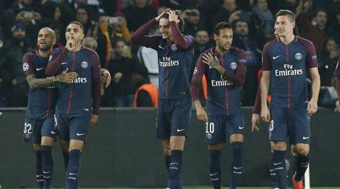 Tiếp tục hủy diệt Anderlecht, PSG xây chắc ngôi đầu bảng